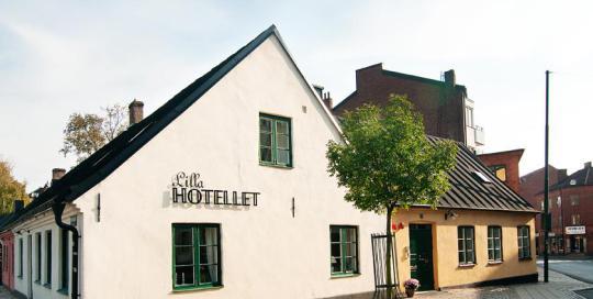 lilla hotellet i lund